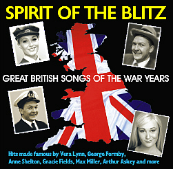 Andy Eastwood and Lucia Matisse - Spirit Of The Blitz