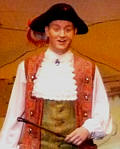 Stuart Graeme as Dandini