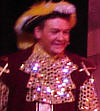 Andy Eastwood in pantomime