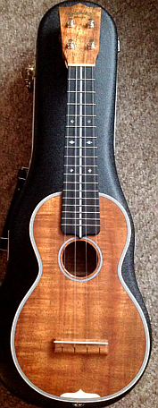 Martin 3k ukulele - with case