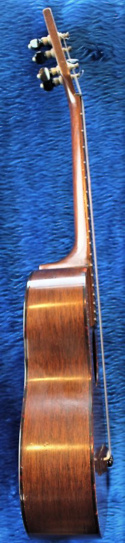 Martin tenor ukulele - side