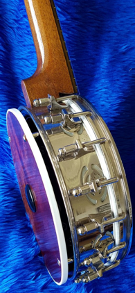 Tone King banjolele - side